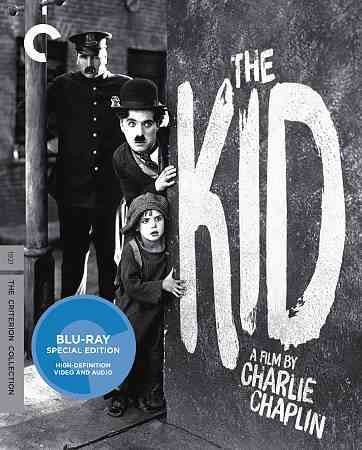 The Kid (The Criterion Collection) [Blu-ray] cover