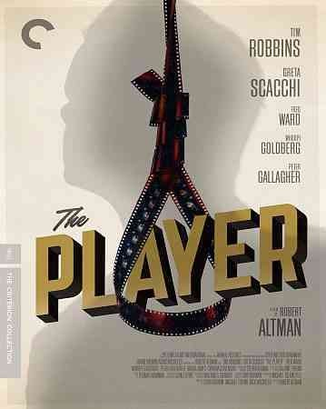 The Player (The Criterion Collection) [Blu-ray] cover