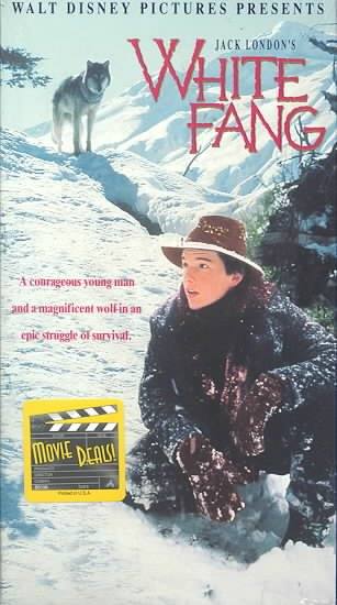 White Fang [VHS] cover