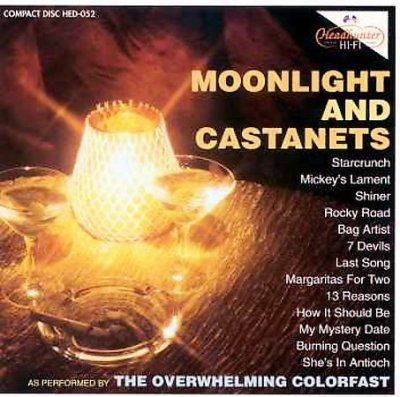 Moonlight & Castanets cover