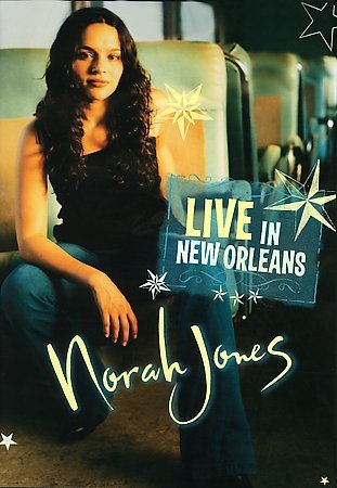 Norah Jones - Live in New Orleans cover