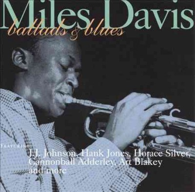 Ballads and Blues - CD