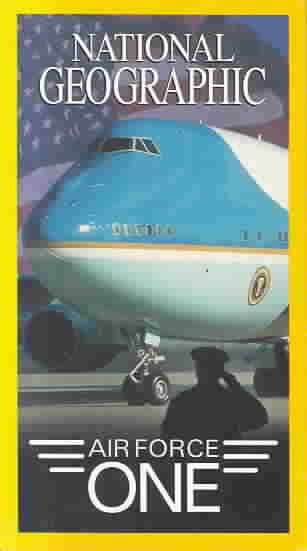 National Geographic - Air Force One [VHS] cover