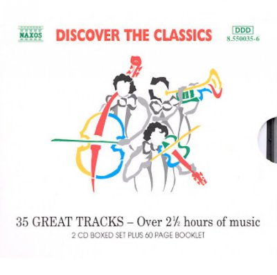 Discover the Classics cover