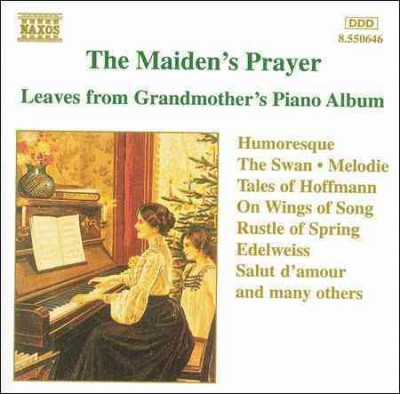 Maiden's Prayer / Various cover