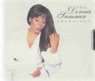 The Donna Summer Anthology cover