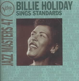 Verve Jazz Masters 47: Billie Holiday Sings Standards cover
