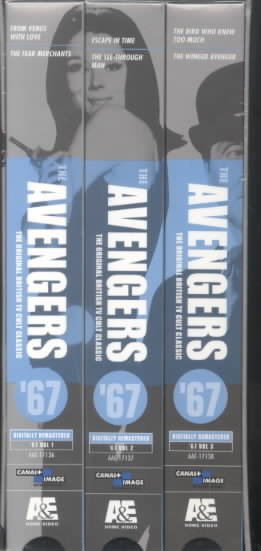 The Avengers - The '67 Collection: Set 1 [VHS] cover