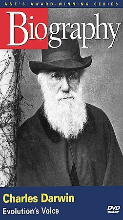 Biography - Charles Darwin: Evolution's Voice cover