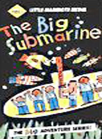 The BIG Submarine cover