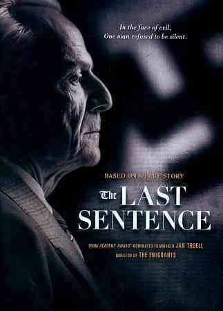 The Last Sentence cover