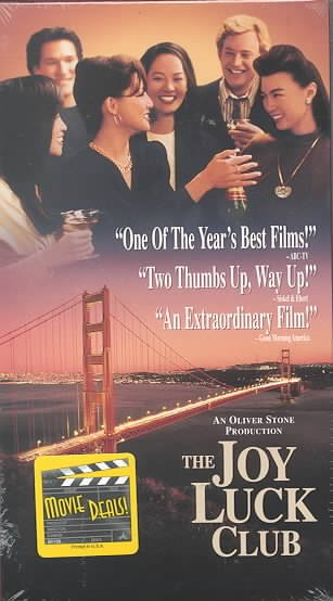 The Joy Luck Club [VHS] cover