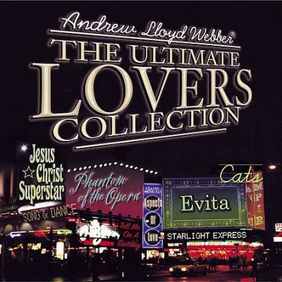 Ultimate Lovers Collection cover