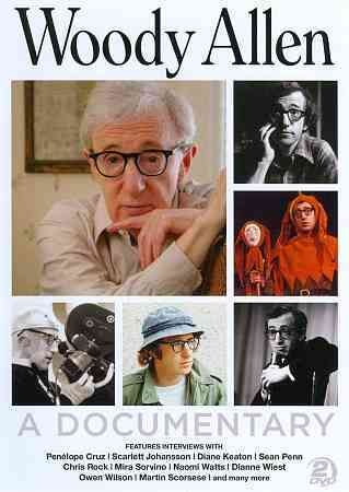 Woody Allen: A Documentary cover