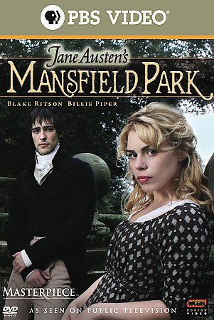 Masterpiece Theatre: Mansfield Park cover