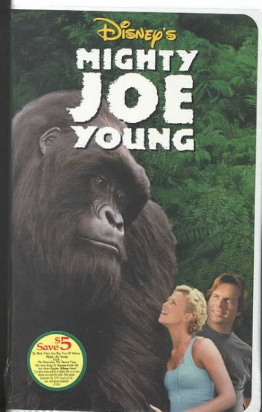 Mighty Joe Young  [VHS] cover
