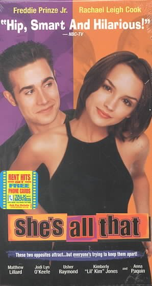 She's All That [VHS] cover