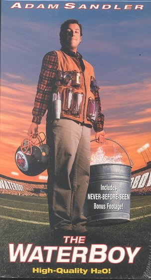 The Waterboy [VHS] cover