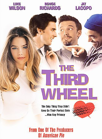 The Third Wheel cover