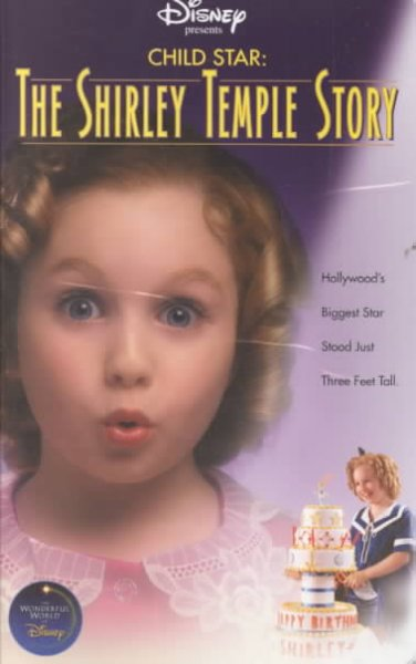 Child Star - The Shirley Temple Story [VHS] cover