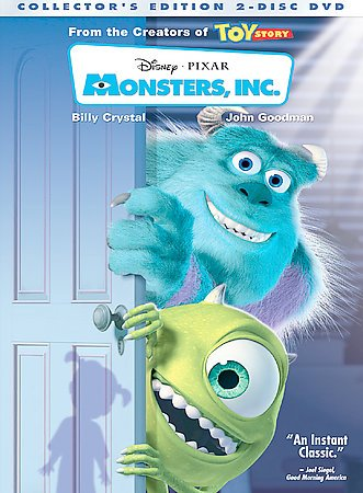 Monsters, Inc. (Two-Disc Collector's Edition)