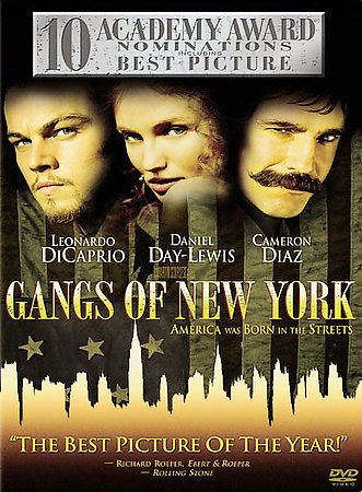 Gangs of New York (Two-Disc Collector's Edition) cover