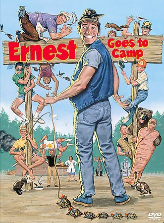Ernest Goes to Camp cover