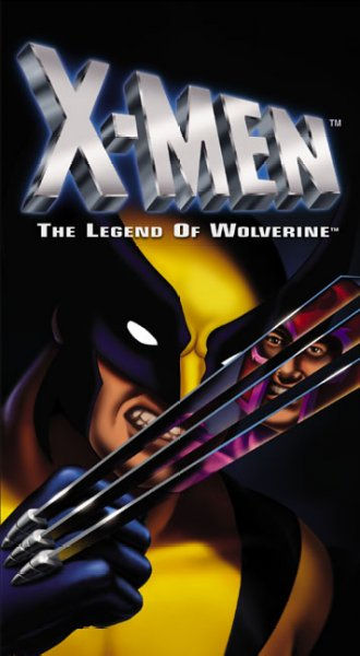 X-Men - Legend Of The Wolverine [VHS] cover