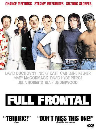 Full Frontal cover