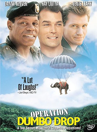 Operation Dumbo Drop cover