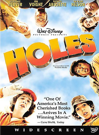 Holes (Widescreen Edition) cover
