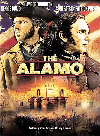 The Alamo (Widescreen) cover