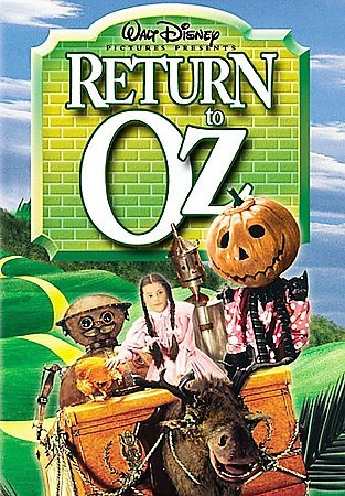 Return To Oz cover