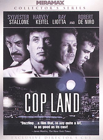 Cop Land (Exclusive Director's Cut) (Miramax Collector's Edition) cover