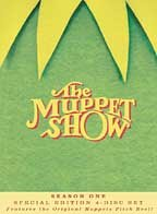 The Muppet Show: Season 1 cover