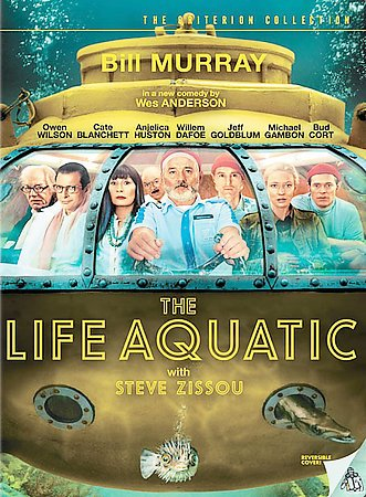 The Life Aquatic with Steve Zissou cover