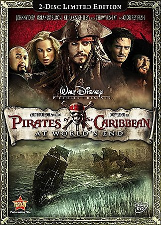 Pirates of the Caribbean: At World's End (Two-Disc Limited Edition) cover
