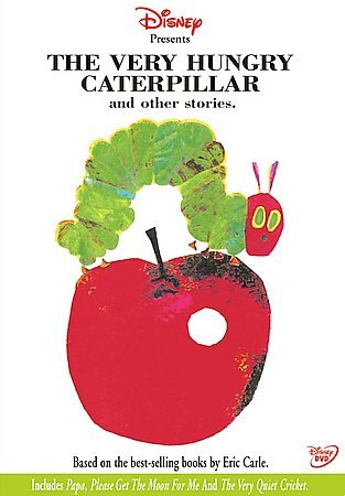 The Very Hungry Caterpillar and Other Stories cover