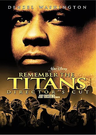 Remember the Titans (Director's Cut) cover