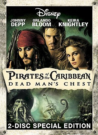 Pirates of the Caribbean: Dead Man's Chest (Two-Disc Collector's Edition) cover