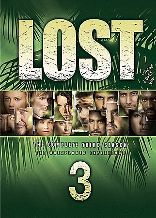LOST:COMPLETE THIRD SEASON THE UNEXPL
