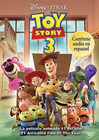 Toy Story 3 (Spanish Edition) cover