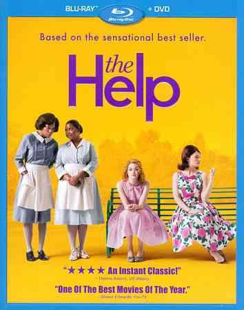 The Help (Two-Disc Blu-ray/DVD Combo) cover
