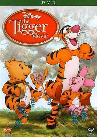 The Tigger Movie: Bounce-A-Rrrific Special Edition cover