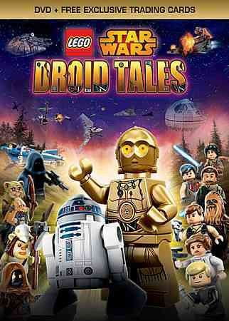 Lego Star Wars: Droid Tales cover