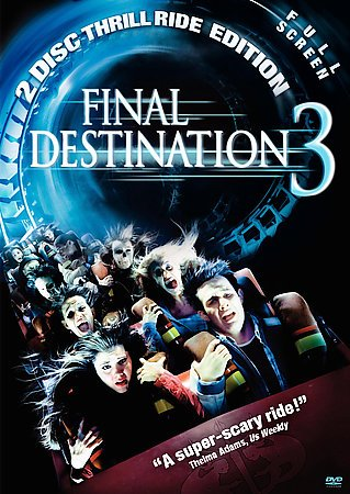 Final Destination 3 (Full Screen 2-Disc Special Edition) cover