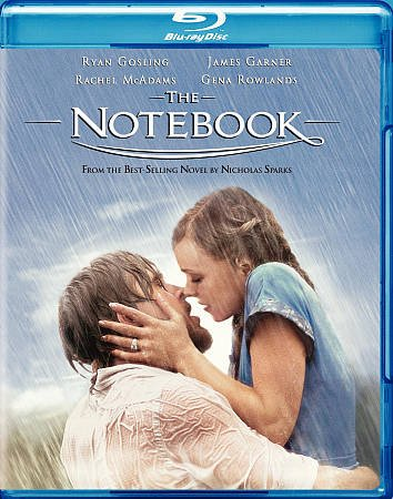 The Notebook [Blu-ray] cover