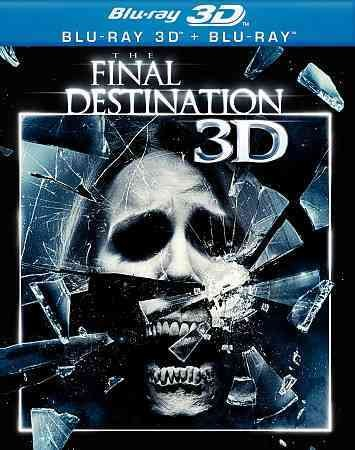 The Final Destination [Blu-ray 3D] cover