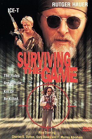 Surviving the Game cover