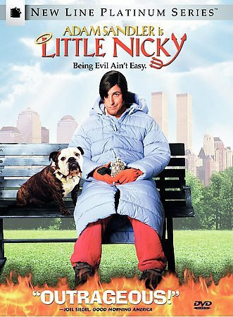 Little Nicky (New Line Platinum Series) cover
